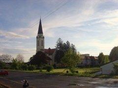 Центром области является старинный город Мурска Собота (Фото: wikipedia.org)