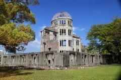 Дом в японском городе Хиросиме, подвергшийся атомной бомбардировке 6 августа 1945 года (Фото: Image Focus, Shutterstock)