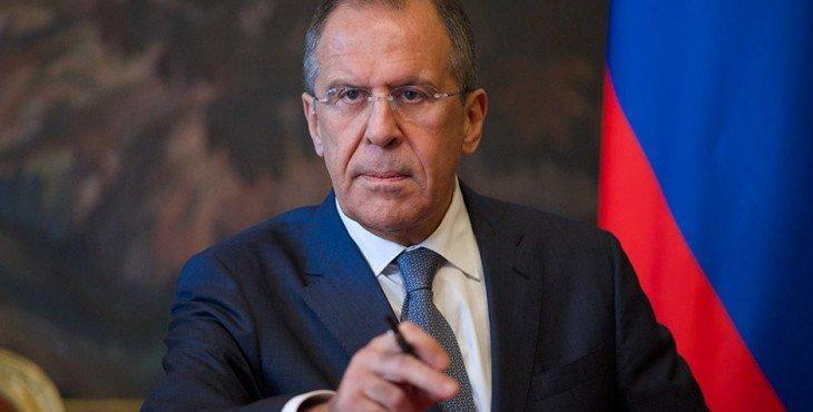 Лавров объявил онежелании НАТО восстанавливать отношения сРоссией
