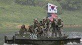 В Южной Корее начались учения