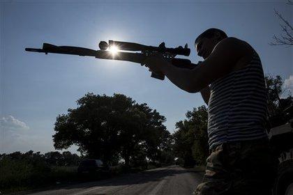 Украинская диверсионная группа пробовала пробиться вКрым