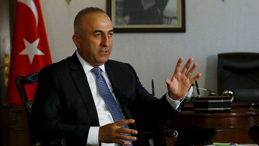 Руководитель  МИД Турции выдвинулЕС ультиматум: либо  отмена виз, либо  беженцы