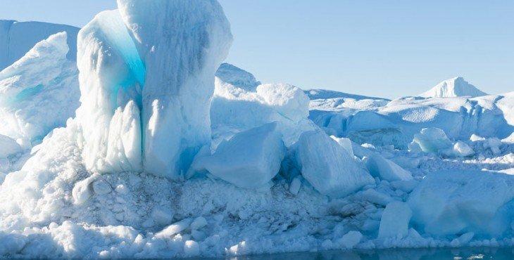 Секретная база США в Арктике пряталась за снегом