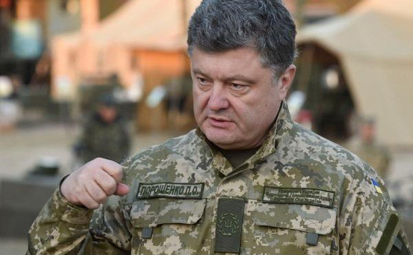 В России больше не считают Порошенко президентом