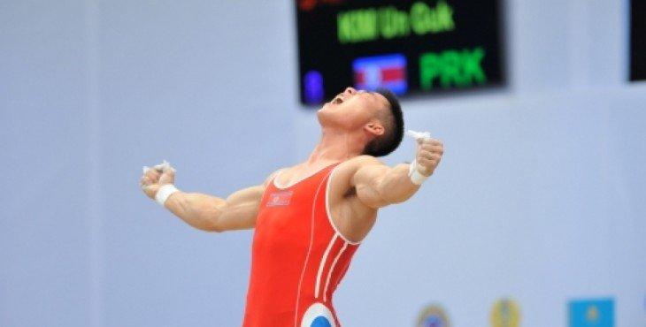 Северокорейский спортсмен извинился за серебряную медаль