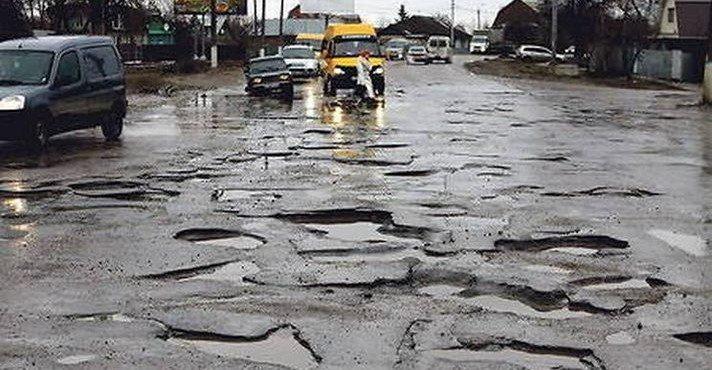 Названа причина частого ремонта дорог