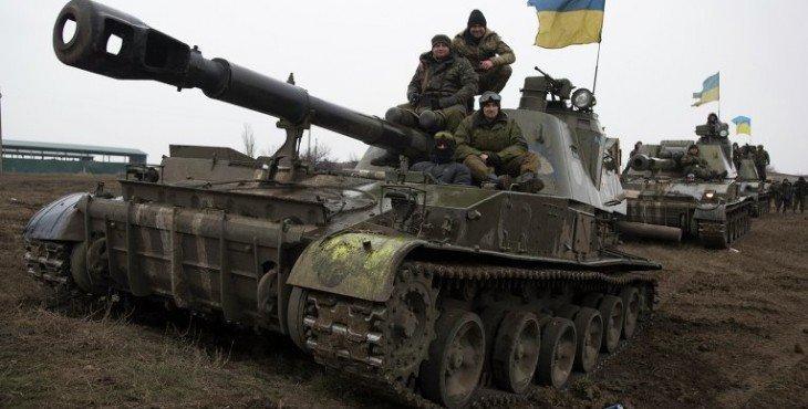 Донецк снова обстреливают