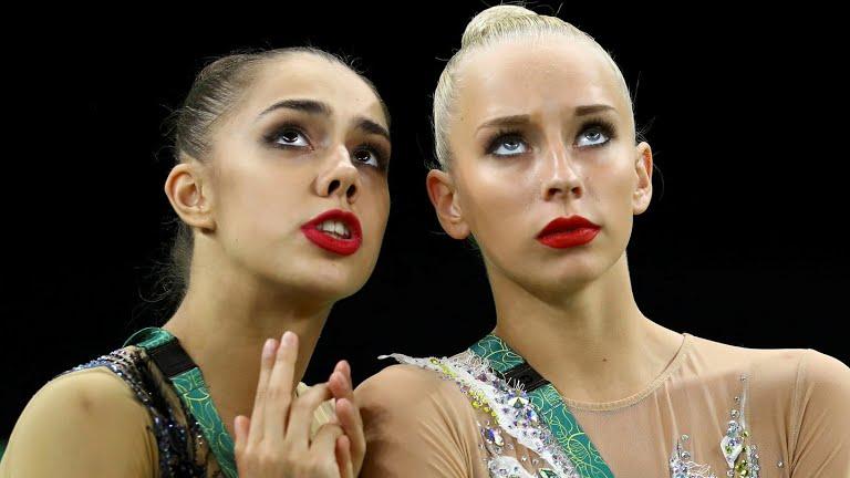 олимпиада 2016 смотреть художественная гимнастика