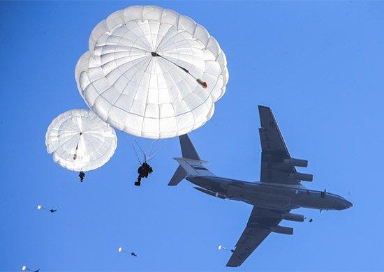 ВДВ – элита Вооруженных Сил Российской Федерации (Фото: mil.ru)
