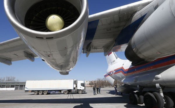 США против российских самолётов в Иране
