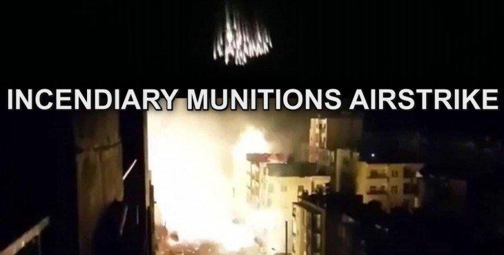 Идлиб в огне: ВКС РФ нанесли ночной авиаудар