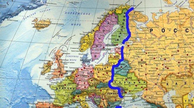 карта-европы