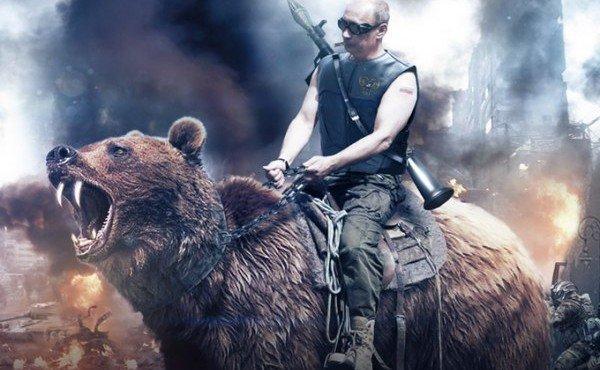 putin&bear2