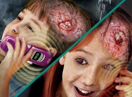Ученые: мобильные телефоны порождают вмозге электроколебания, приводящие краку