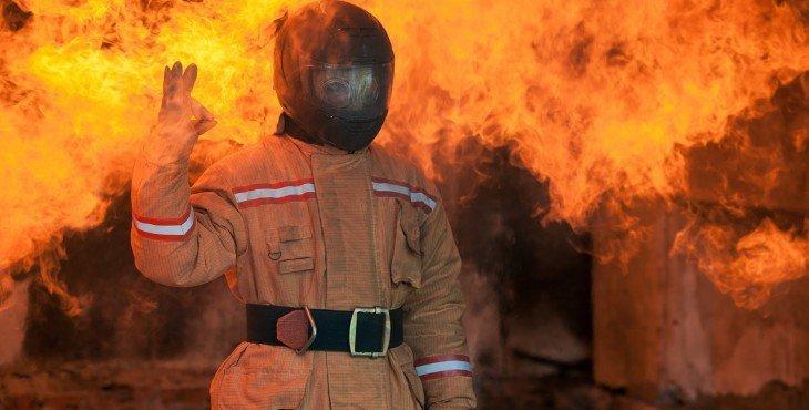 «Вызов инноватора» — боевой костюм пожарного!