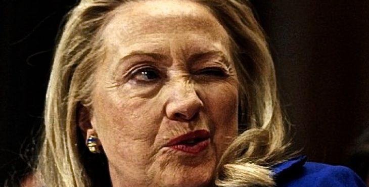Клинтон сама себя подставила