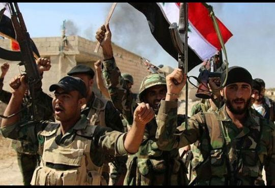 Сирийские войска и ВКС России отбили атаку боевиков ИГ в Алеппо