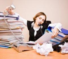 В России около миллиона секретарей, офис-менеджеров и помощников руководителей (Фото: Glovatskiy, Shutterstock)