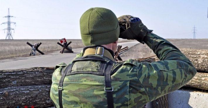 Украина попыталась захватить позиции ополченцев Донбасса