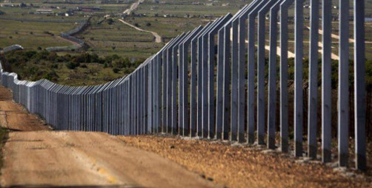 Норвегия строит забор на границе с Россией