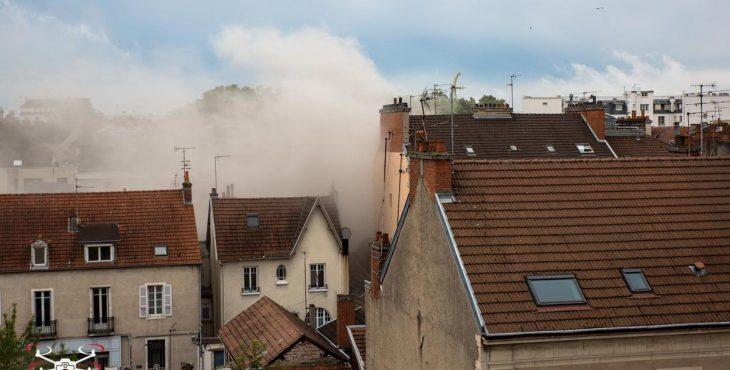 Очередной взрыв во Франции – множество пострадавших