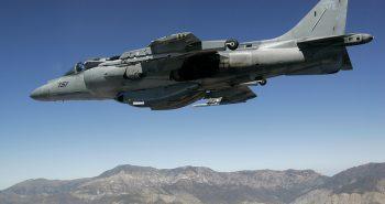 Американский военный самолет разбился в Японии