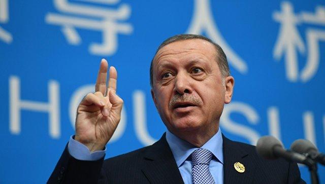 Эрдоган: США доставили сирийским курдам два самолета соружием