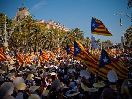 Каталония признает Крым российским