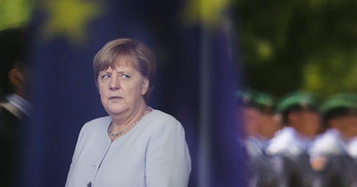 у Меркель серьёзные проблемы