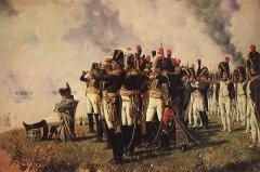 «Наполеон на Бородинских высотах» (В.В. Верещагин, 1897)