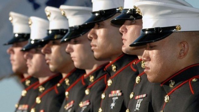 Исповедь лейтенанта морской пехоты США