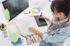 С каждым годом профессия дизайнера-графика становится все более востребованной (Фото: wavebreakmedia, Shutterstock)