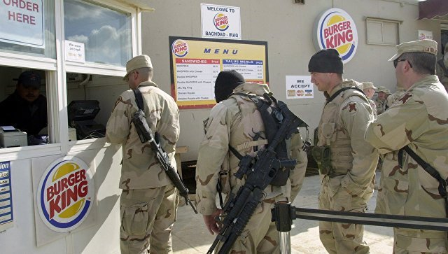 Из-за избыточного веса американские солдаты подвергают риску всю армию США