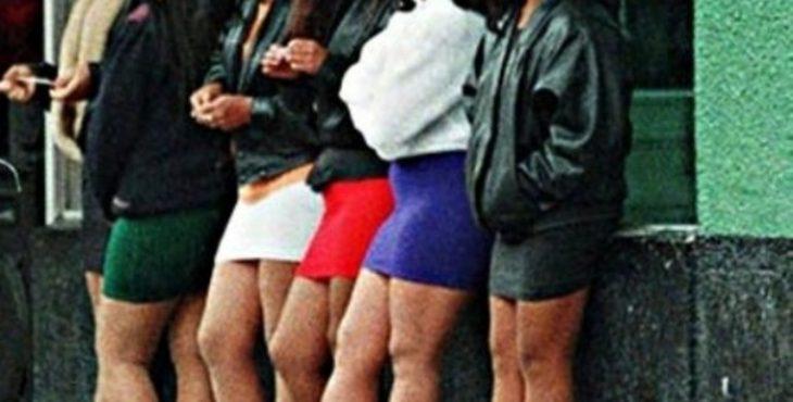 На Украине легализуют проституцию