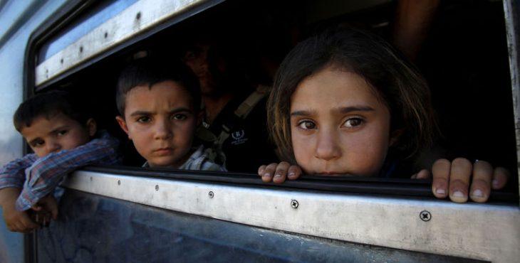 В Англии исчезают дети-беженцы