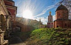 Фото представлено информационной службой Высоко-Петровского ставропигиального мужского монастыря (г. Москва)