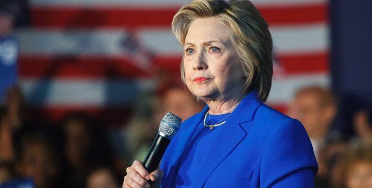 Клинтон не исключает военные действия против России