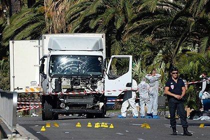 Полиция задержала исполнителей теракта в Ницце