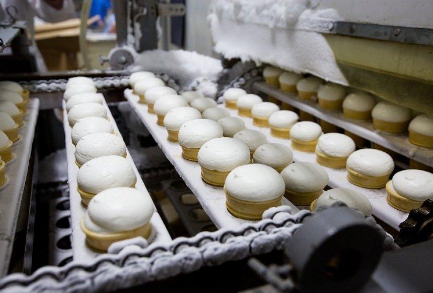 КНР желает построить усебя завод русского мороженого