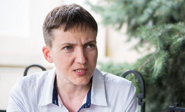 Савченко не ищет врагов в России