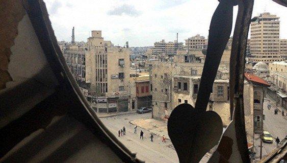 Сирийская армия отбила еще один квартал в Алеппо