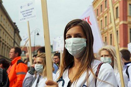 В Польше тысячи женщин выйдут на митинг против запрета абортов