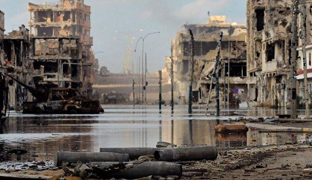 Журналисты прошли по следам боевиков ИГ