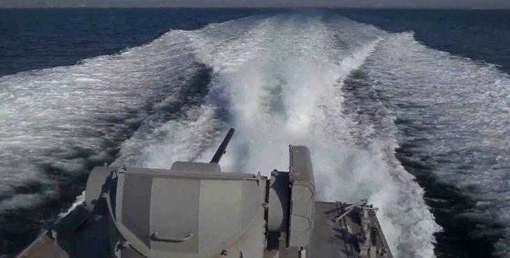 Киев: «Украинские ВМС одержали первую победу над российским флотом». Видео
