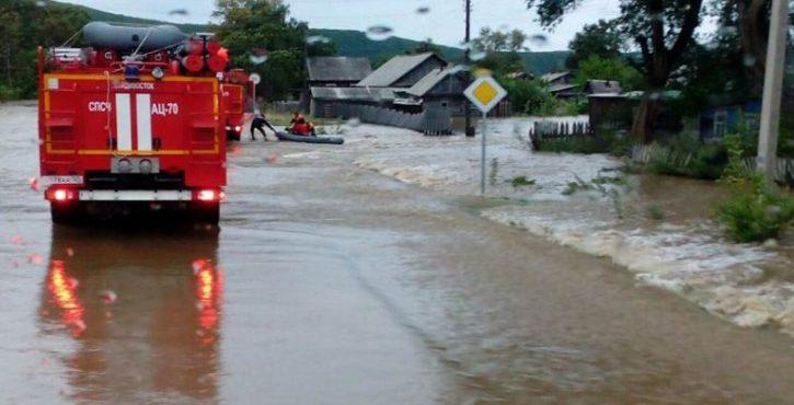 Руководитель МЧС поПриморью умер впроцессе спасательной операции