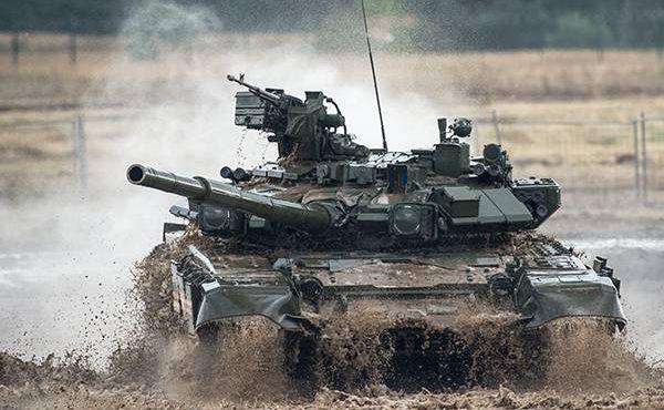 Как Т-90 зарекомендовал себя за год в Сирии
