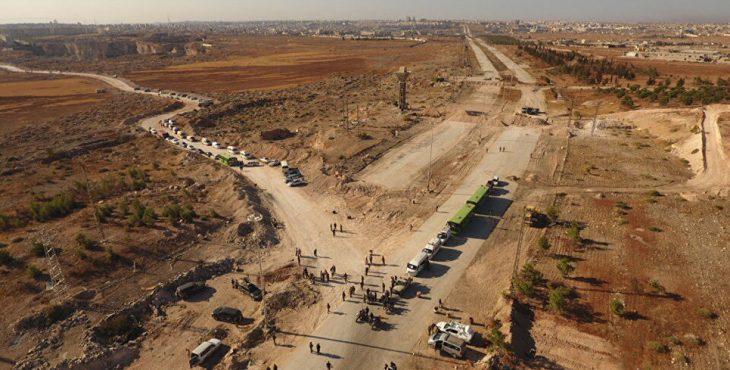 Новости Сирии. Сегодня 23 октября 2016