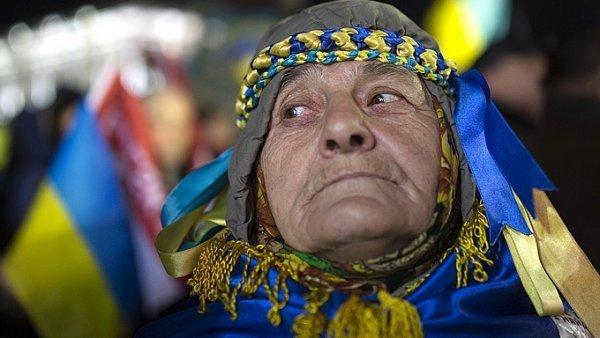 Стремительное сокращение населения на Украине