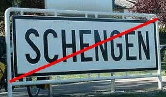 Документ по вопросам миграции – крах Шенгенской зоны