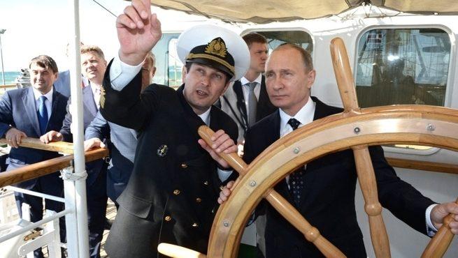 Западная стрекоза и русский муравей или новый мировой порядок, который наводит Путин